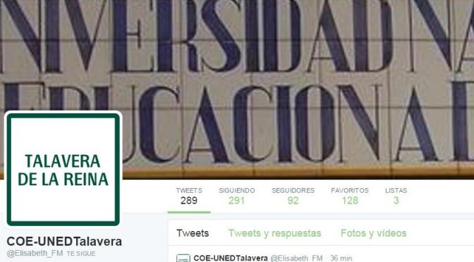 Twitter COE Talavera
