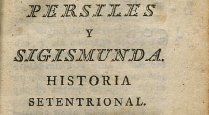 El tecnolecto marinero en el Persiles: naufragio y tormenta (libro I, caps. 19-23-libro II, caps. 1-2)