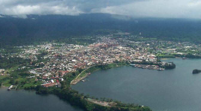 El vocabulario específico del español en Guinea Ecuatorial